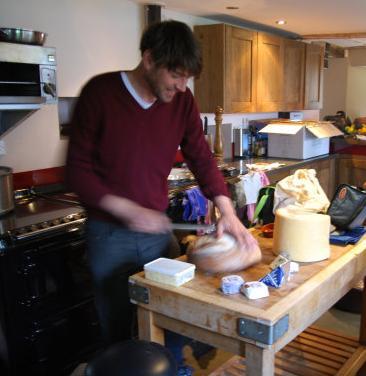 alex james cheesemaker musician