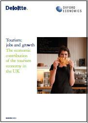 tourism jobs & growth cover