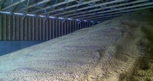 on farm grain storage