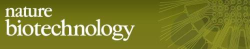 nature biotech header