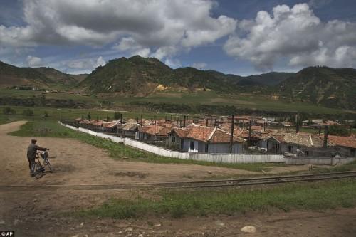 n korean village